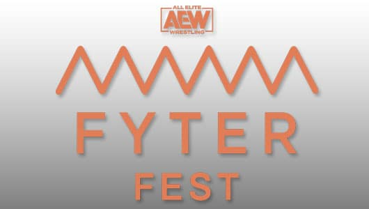 watch aew fyter fest