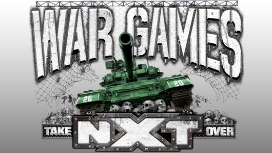 nxt war games 2020