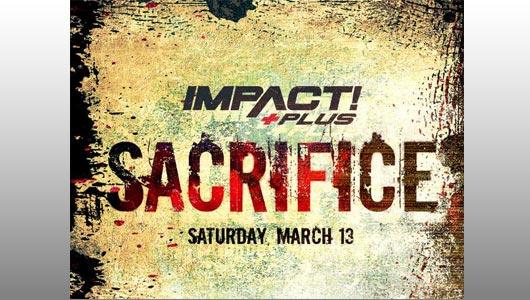 impact wrestling sacrifice 2021
