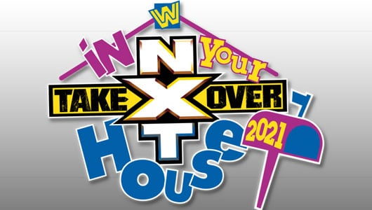NXT Takeover InyourHouse 2021
